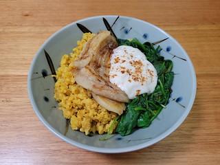 Sun Salute Rice Porridge