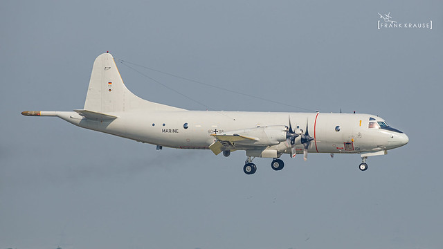 60+08 GERMAN NAVY LOCKHEED P-3C ORION CN 285E-5776