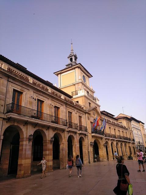 Ayuntamiento de Oviedo, Asturias