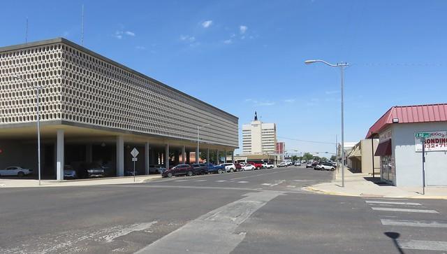 Downtown Odessa, Texas