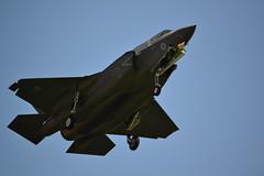 F-35 at Marham June 2021