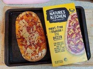 Nature's Kitchen Hawaiian Pizza