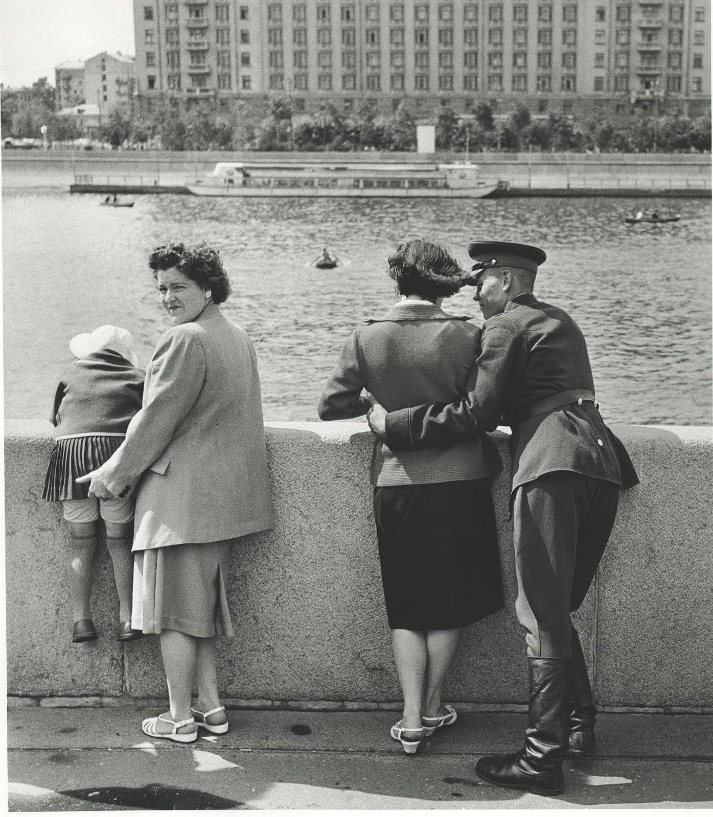 1957. ЦПКиО (набережная)