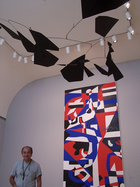 Pittsburgh - Pennsylvania - Contemporary abstract art - Calder - Carnegie Museums Of Pittsburgh