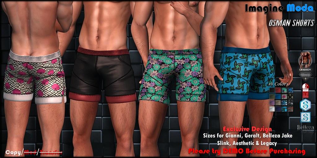 Osman Shorts