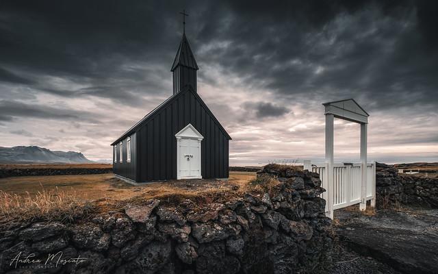 Búðakirkja - Búdir (Iceland)