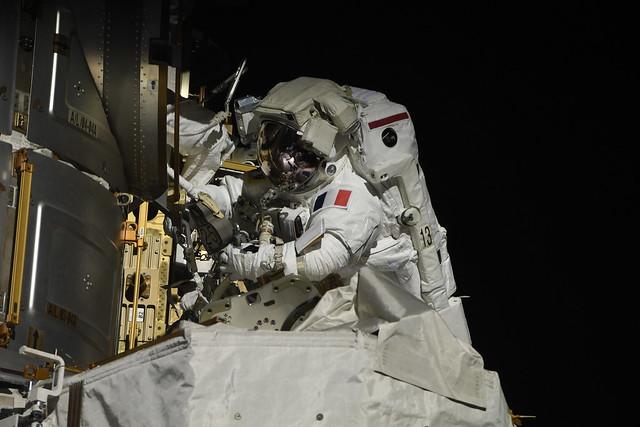 Spacewalk 1