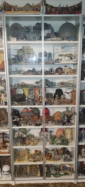 Galoob - Star Wars Bookcase