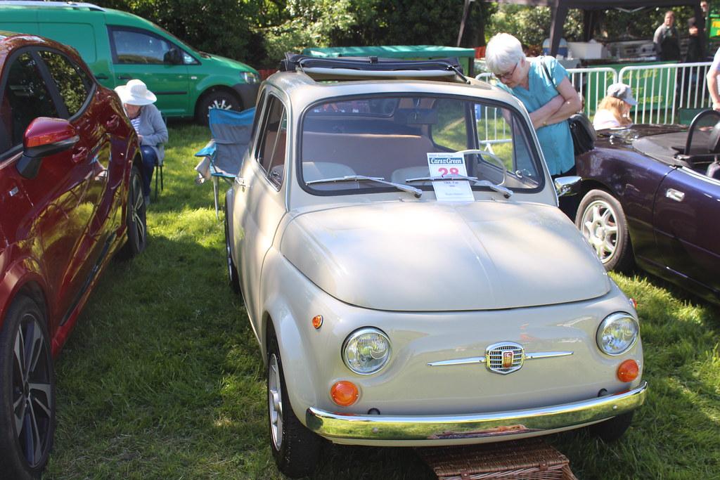 Fiat 1968 500 ABW 722F