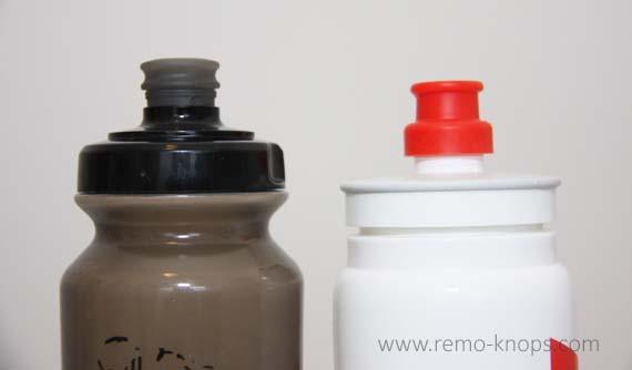 Assos Water Bottle with Cyclist Design - Assos Signature Bidon 8697