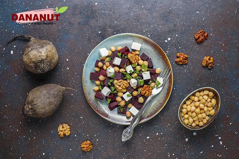 Công dụng của hạt đậu gà đối với sức khỏe
