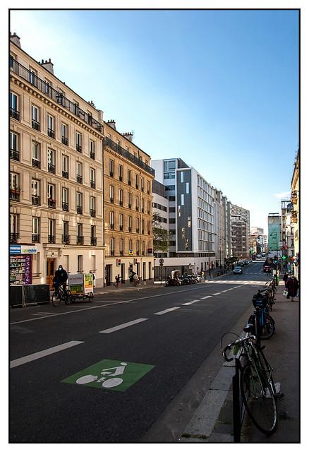 DSC_4053 , Rue Jeanne d'Arc , Paris ,13ème