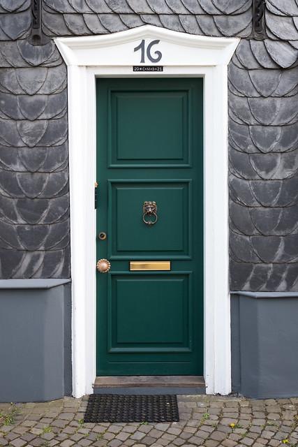 Doors Of Mettmann No. 3