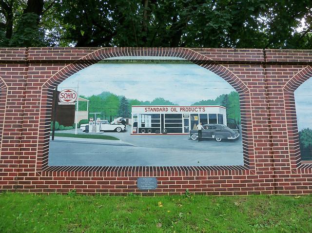 OH Wellsville - Mural 31