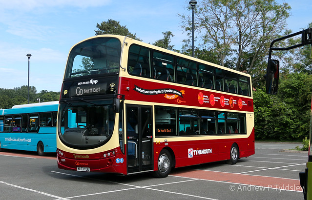 Go North East 6101 NL63YJE