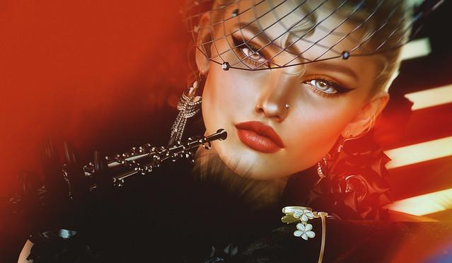 Elegance and sensuality