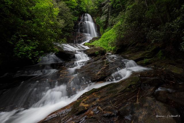 Upper Sols Creek Falls