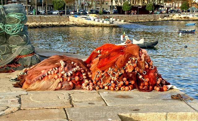 Artefatos de pesca