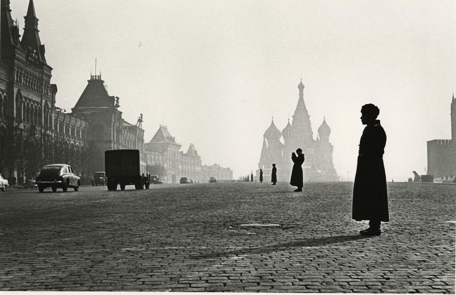 1959. Красная Площадь