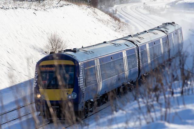 Borders Railway, Stow