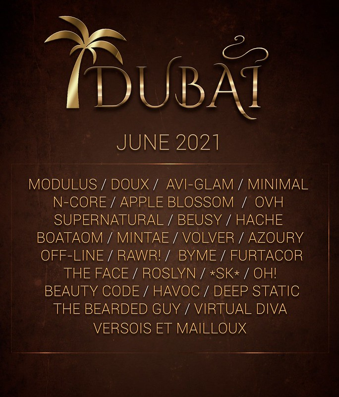 Dubai - June 2021