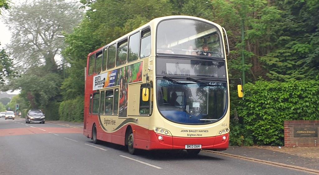 Brighton & Hove 464 (BK13 OAH) Barnham 20/6/21