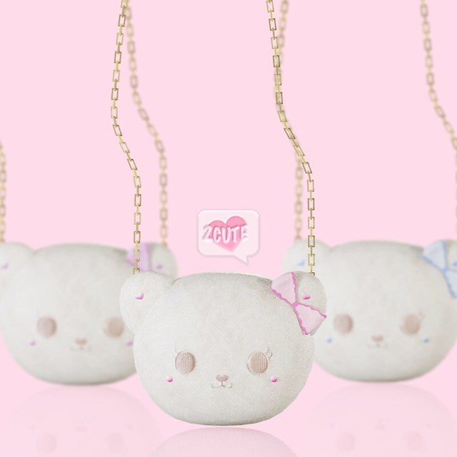 Beary Boo Shoulder Bags for Harajuku Event♡
