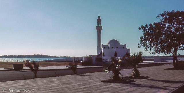 Mosque by the Red Sea, Jeddah, Saudi Arabia 1990-1
