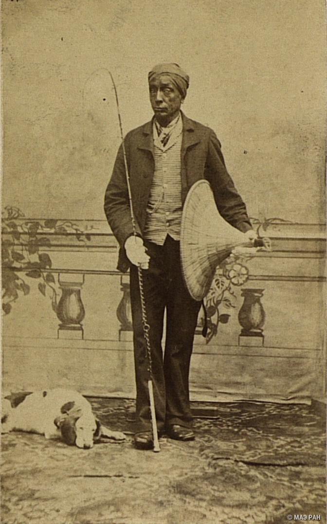 08. Портрет кучера
