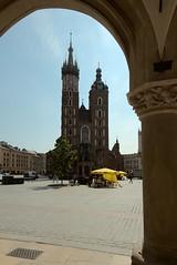 Saint Mary Basilica in Kraków