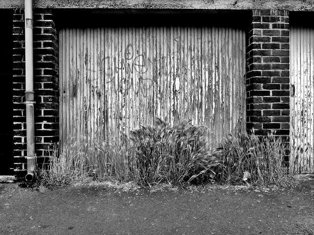 Le silence des garages