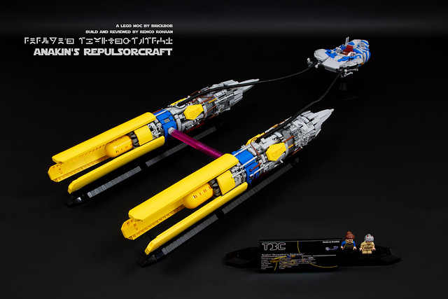 Anakin's Repulsorcraft MOC