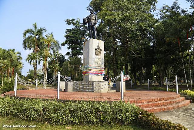 bhumindhra garden Golok Thailand