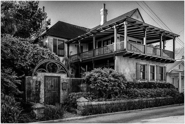 St. Augustine, Florida [Explore]