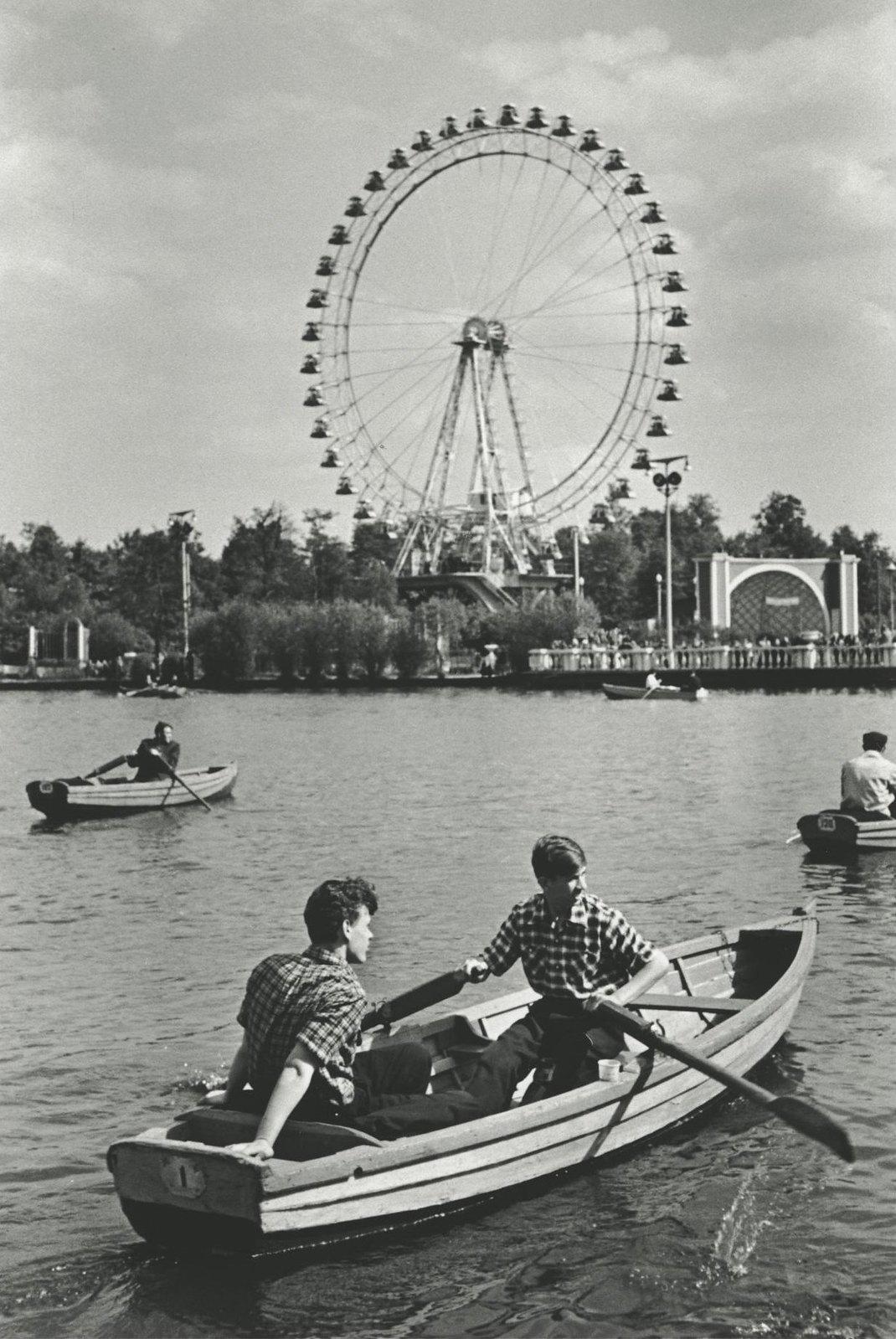 1959. ЦПКиО им. Горького