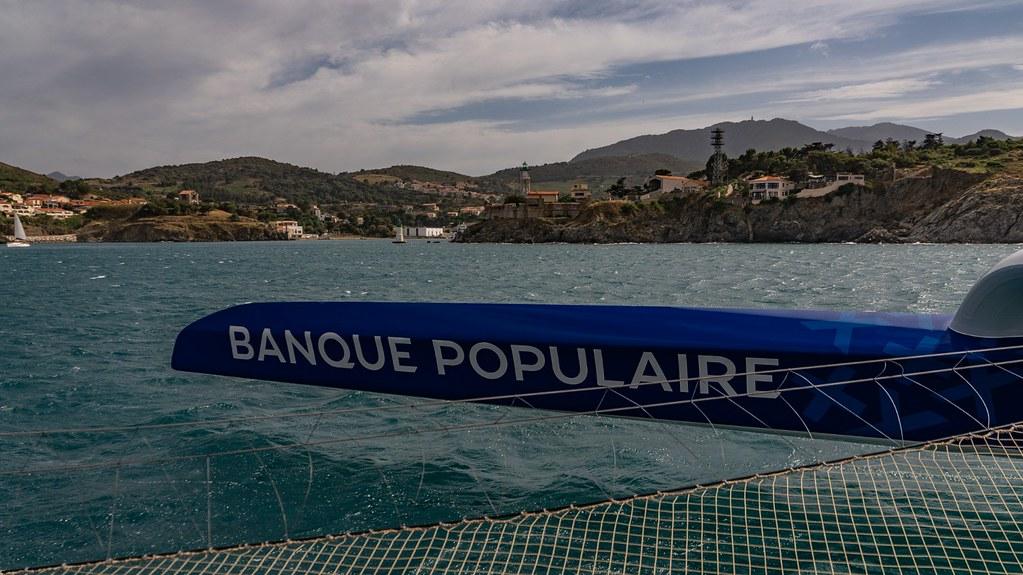Arrivée à Port-Vendres -  20.06.2021