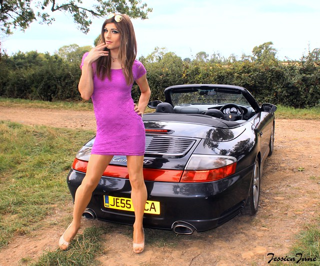 Porsche Purple
