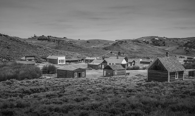 South Pass City Ghost Town