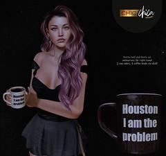 Morning coffee mug by ChicChica