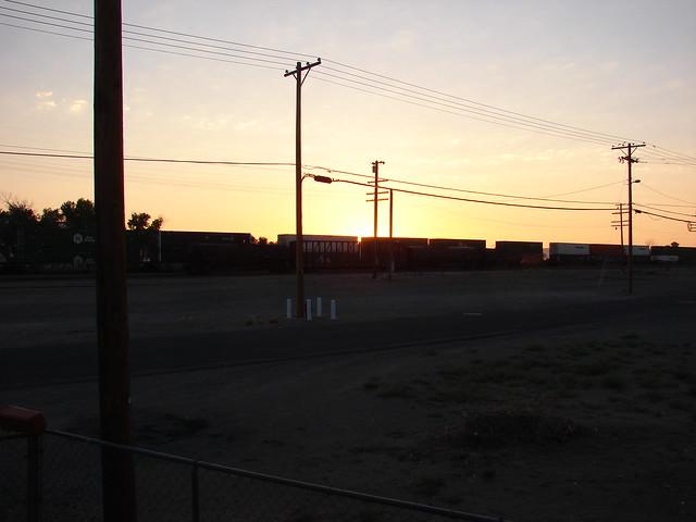 Solstice Sunrise in Fernley