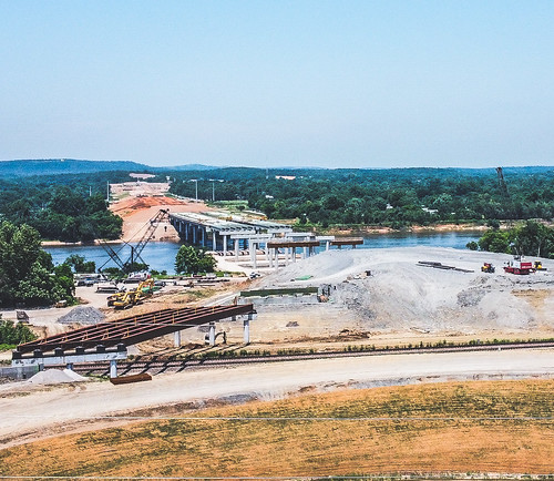 Gilcrease Expressway Construction Update