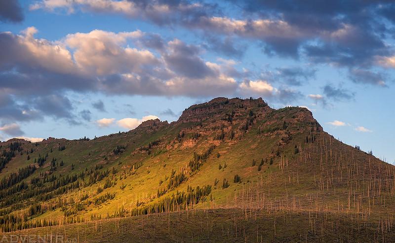 Himes Peak