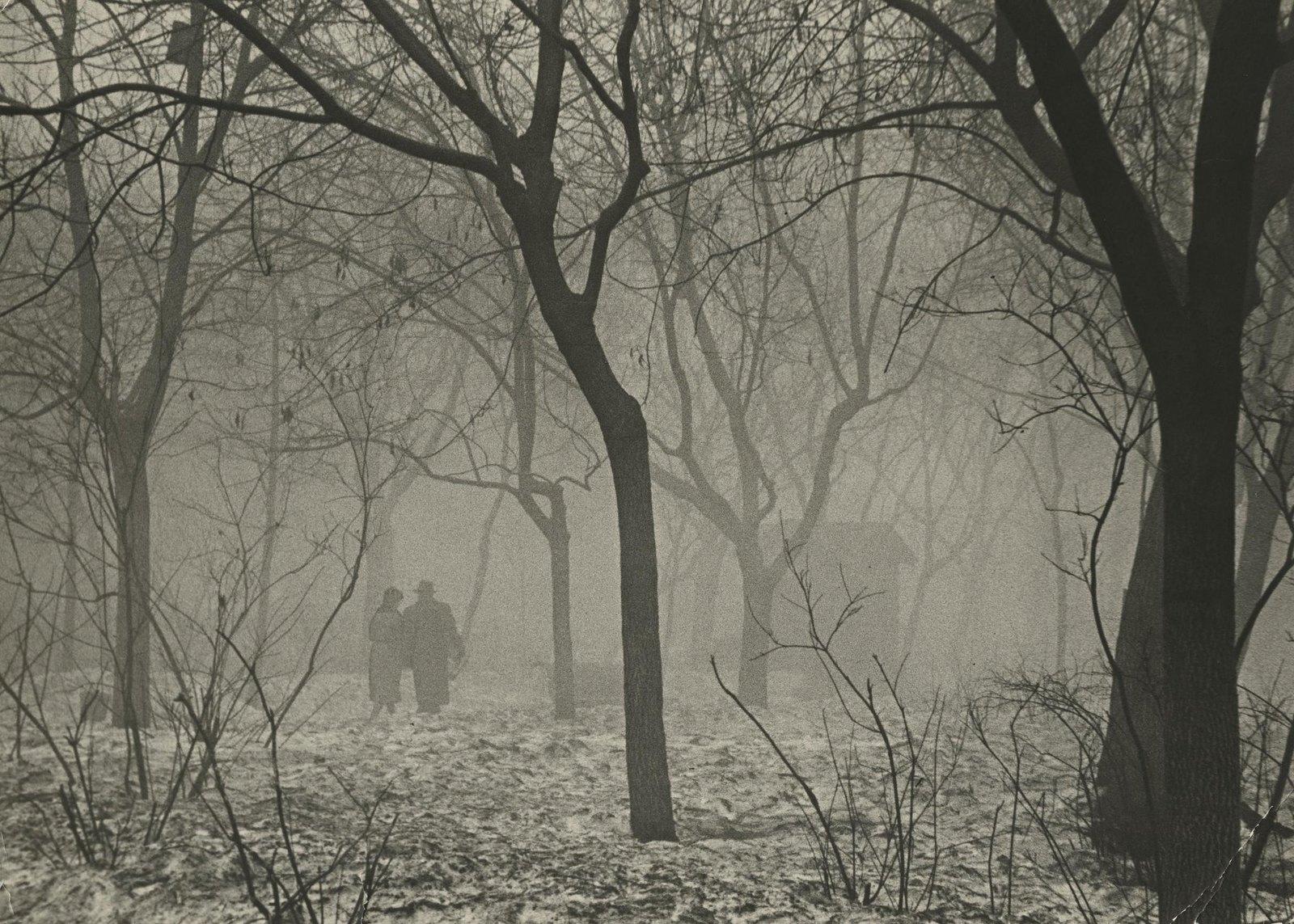 1963. Осенний мотив