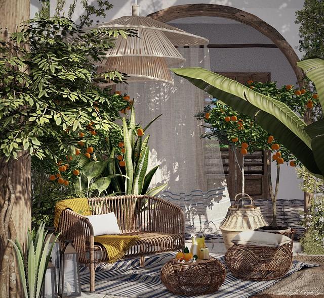 Seville Orangery
