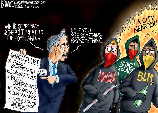 BLM-Antifa-Islam terrorists