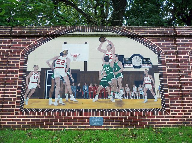 OH Wellsville - Mural 32