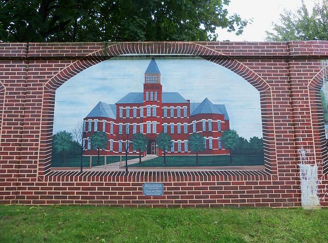 OH Wellsville - Mural 30