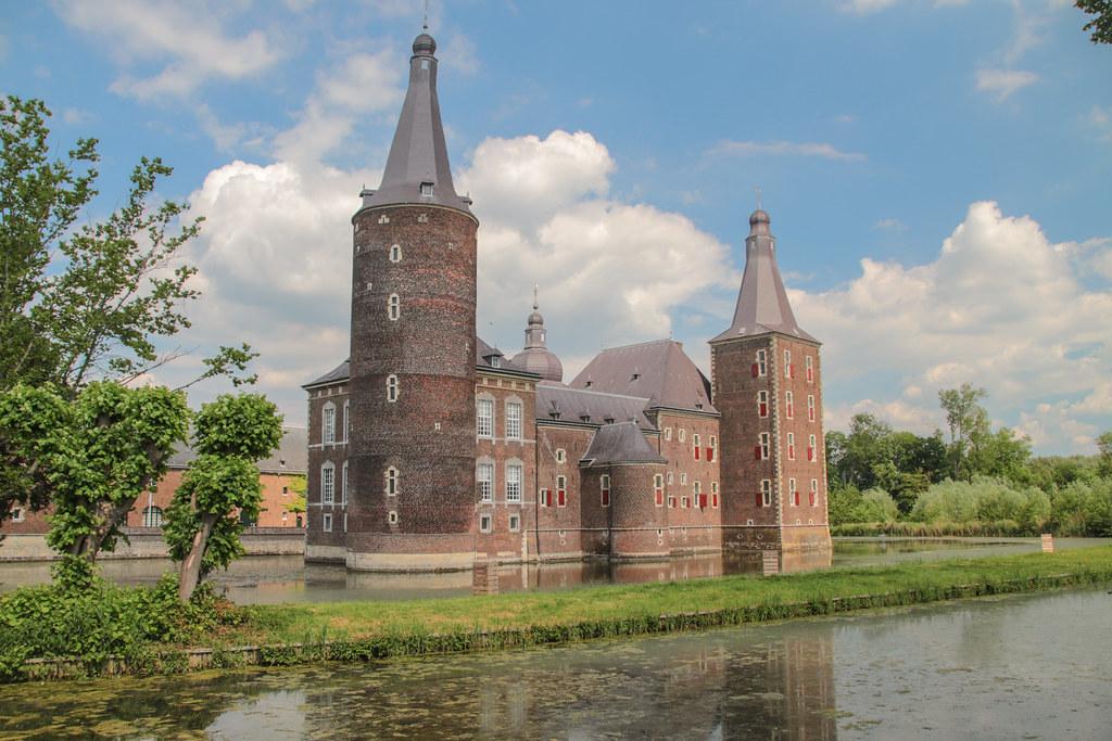 7505 - Limburg - Kasteel Hoensbroek