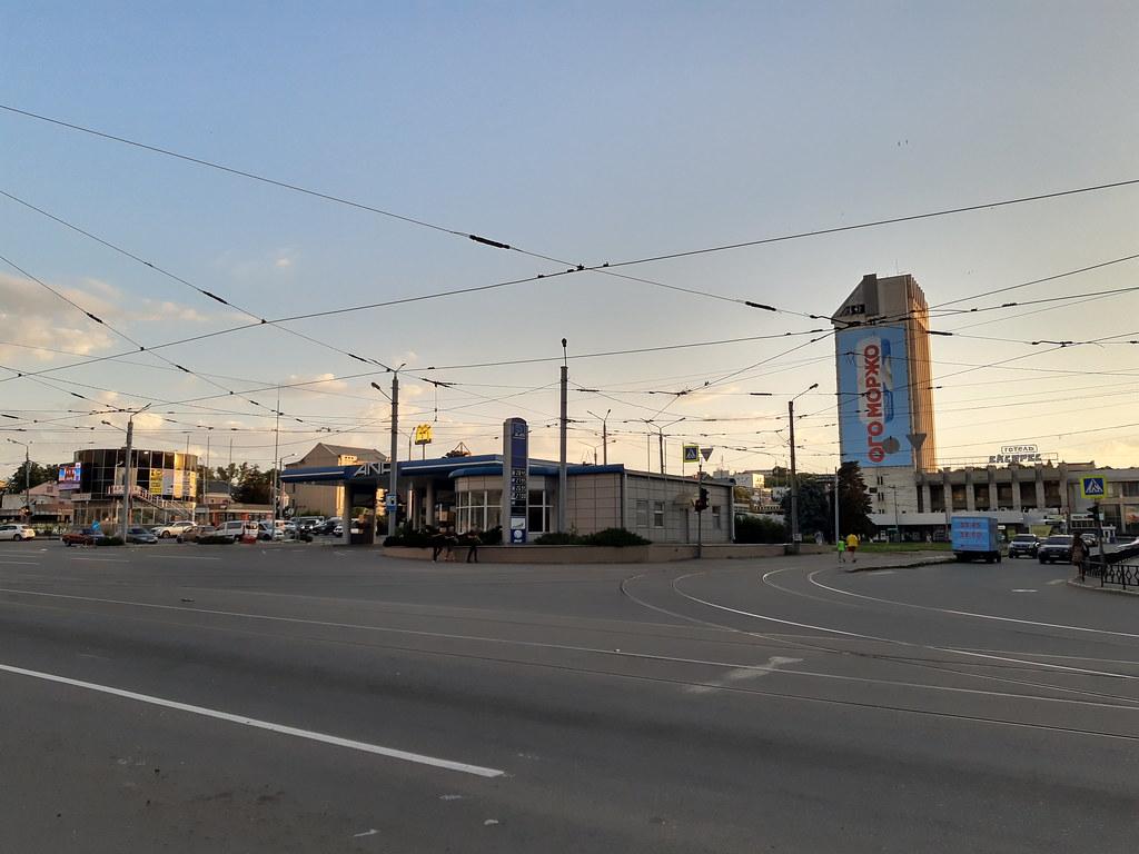 Kharkiv street