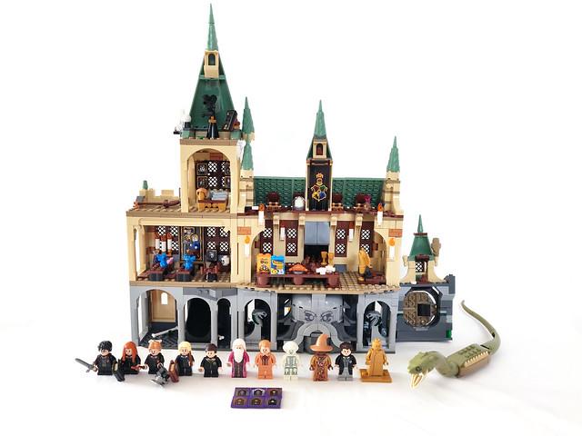 LEGO Harry Potter Hogwarts Chamber of Secrets (76389)